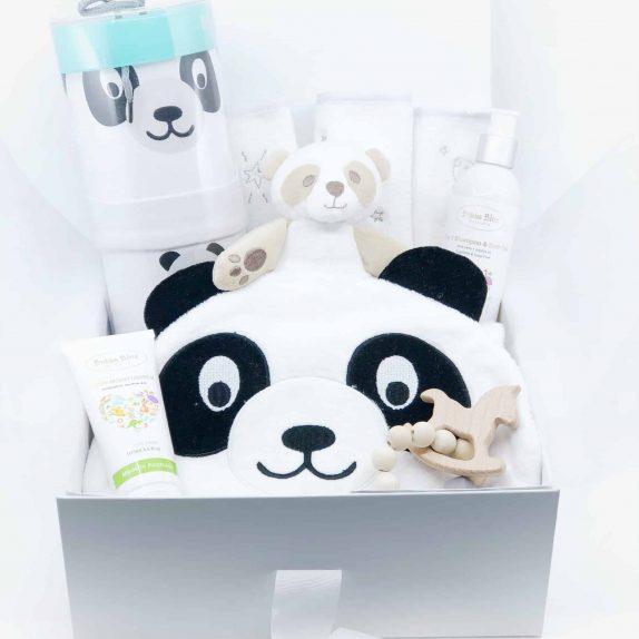 The Baby Panda Gift Box (Ready-made)