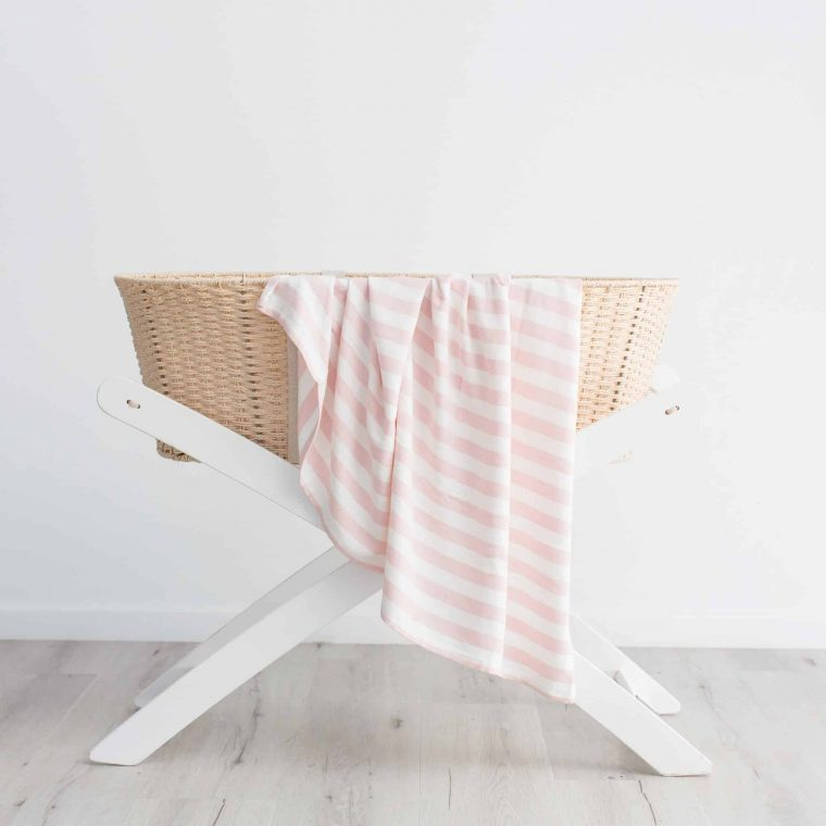Pink_bamboo_baby_blanket_4_Love_and_Lee.