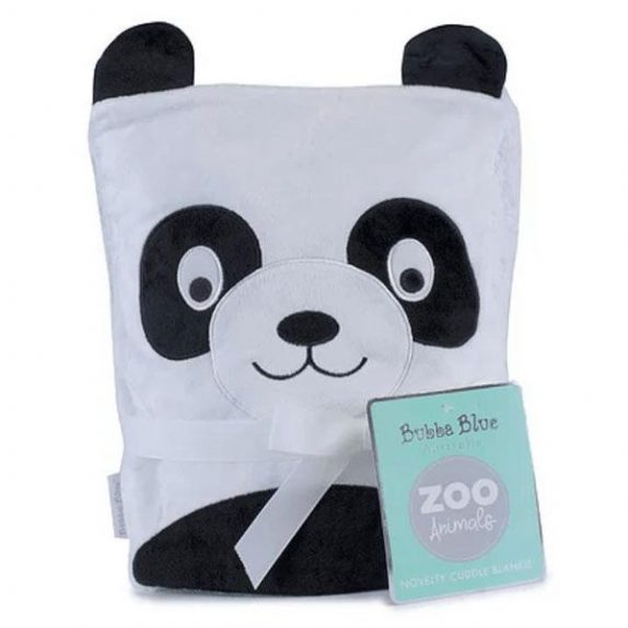 Panda Novelty Blankie