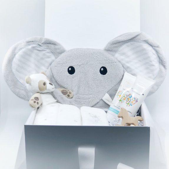 The Baby Elephant Gift Box (Ready-made)