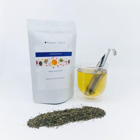 Organic Loose Leaf Tea 30g