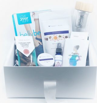 The Second Trimester Gift Box (Customised)