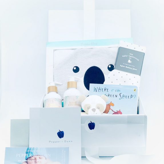 The New Baby Gift Box (Customised)